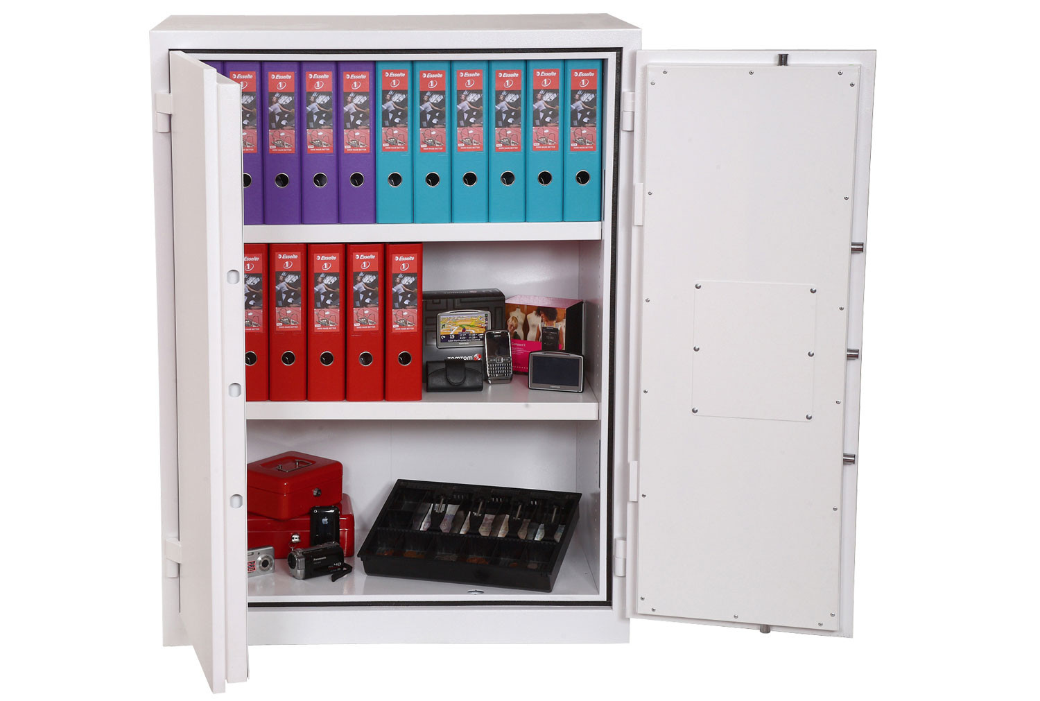 Phoenix Firechief FS1652E Fire Safe With Electronic Lock (346ltrs)