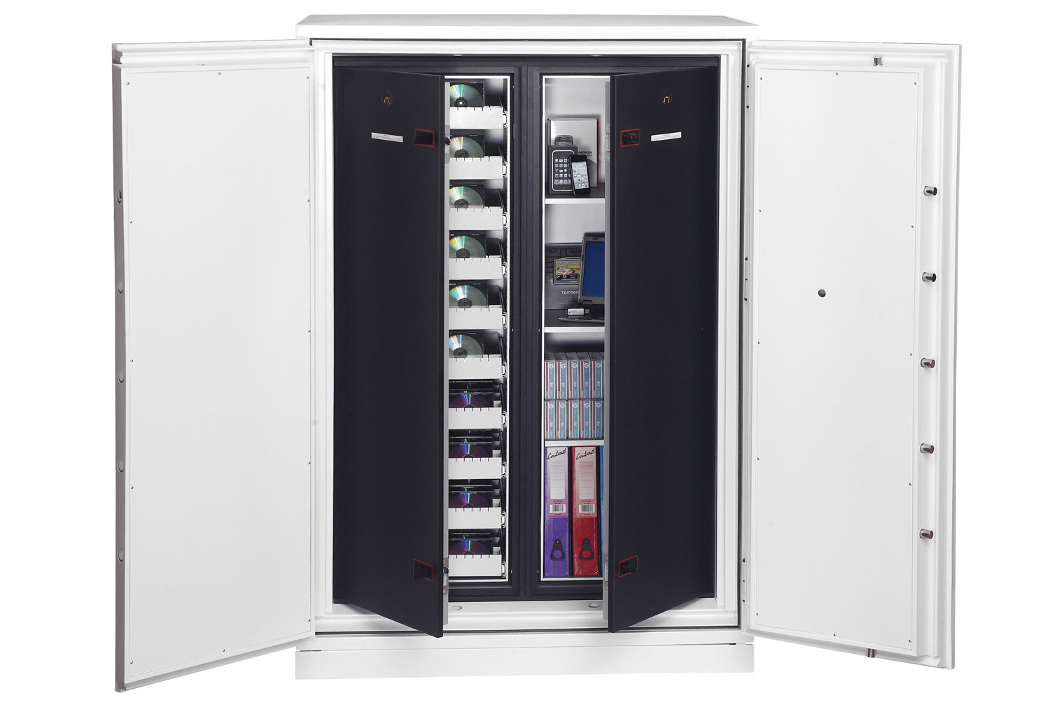 Phoenix Data Commander DS4623E Data Safe With Electronic Lock (457ltrs)