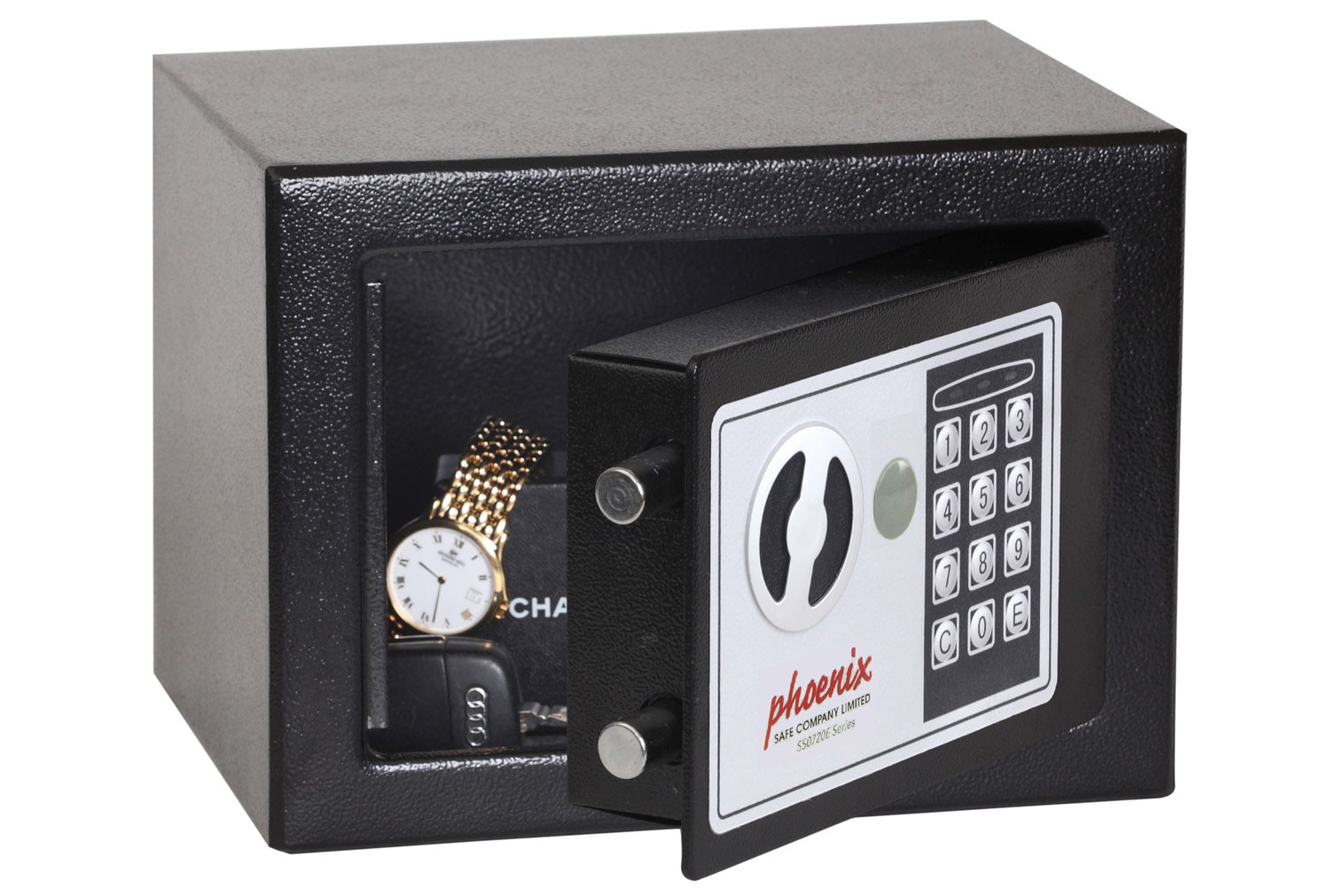 Phoenix SS0721E Compact Home Office Safe With Electronic Lock (5ltrs)
