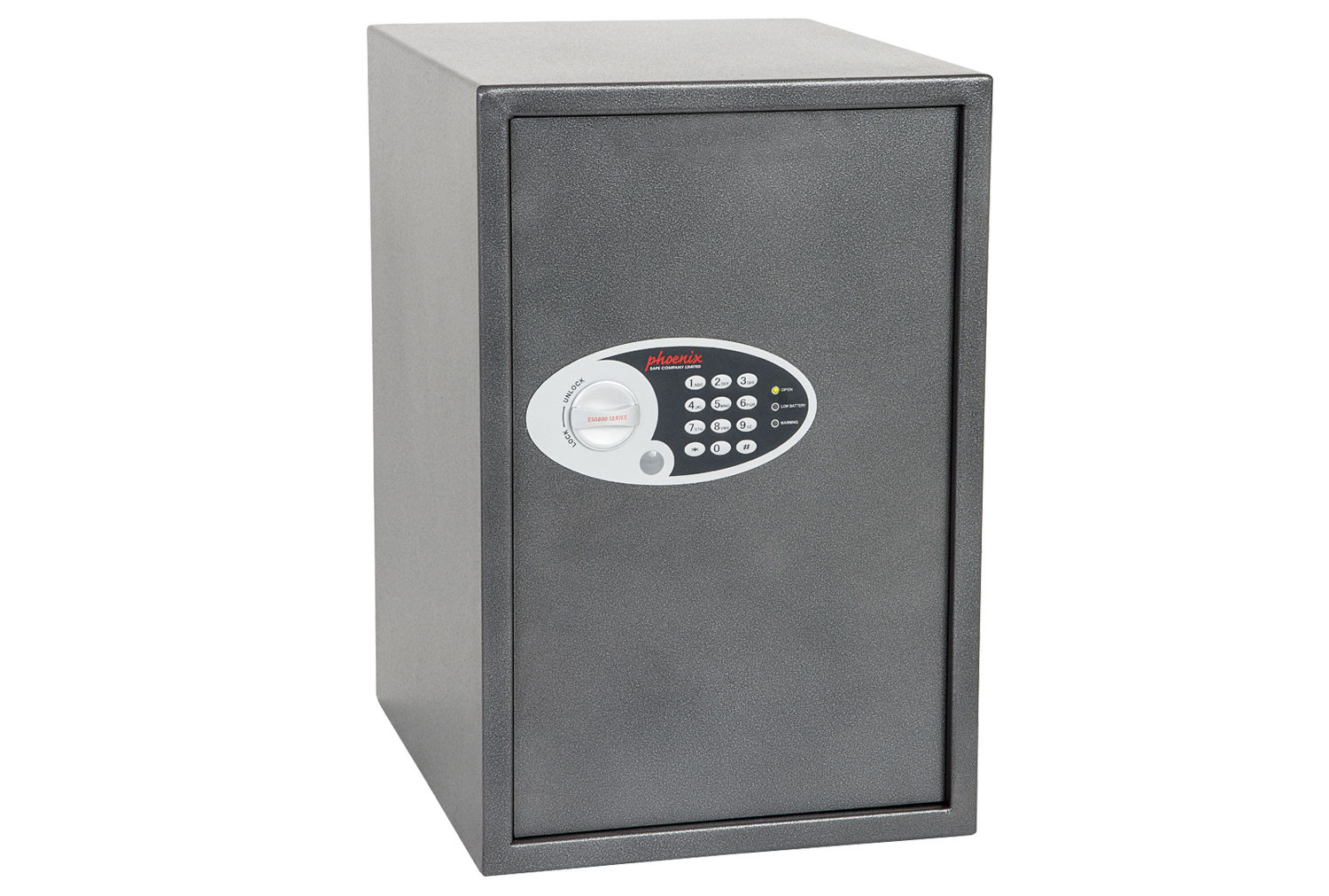Phoenix Vela SS0805E Home Office Safe With Electronic Lock (88ltrs)