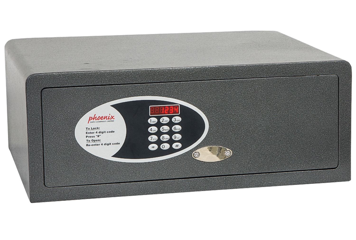 Phoenix Dione SS0311E Hotel And Laptop Safe With Electronic Lock (35ltrs)