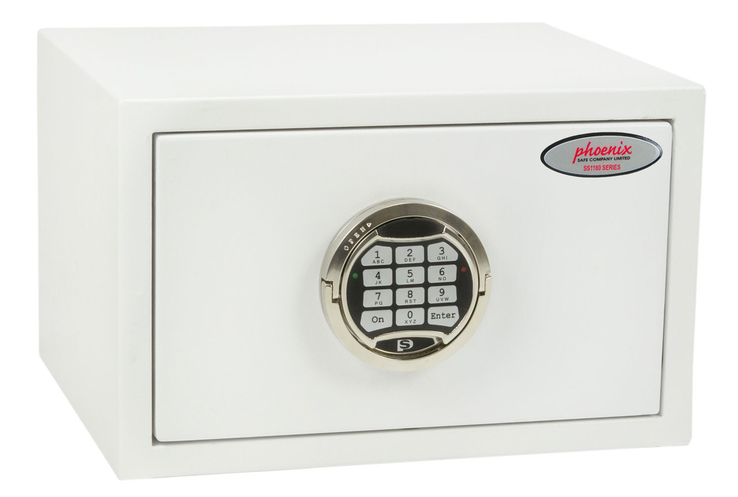 Phoenix Fortress SS1181E Security Safe With Electronic Lock (7ltrs)