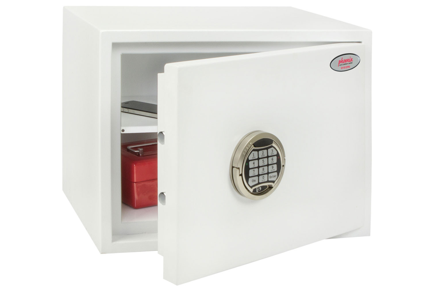 Phoenix Fortress SS1182E Security Safe With Electronic Lock (24ltrs)