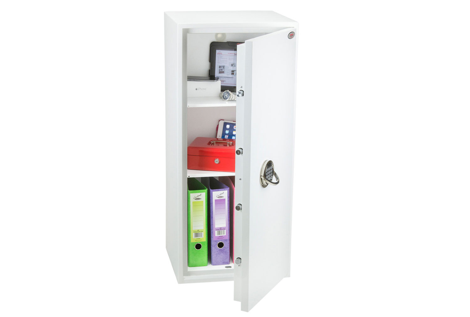 Phoenix Fortress SS1185E Security Safe With Electronic Lock (99ltrs)