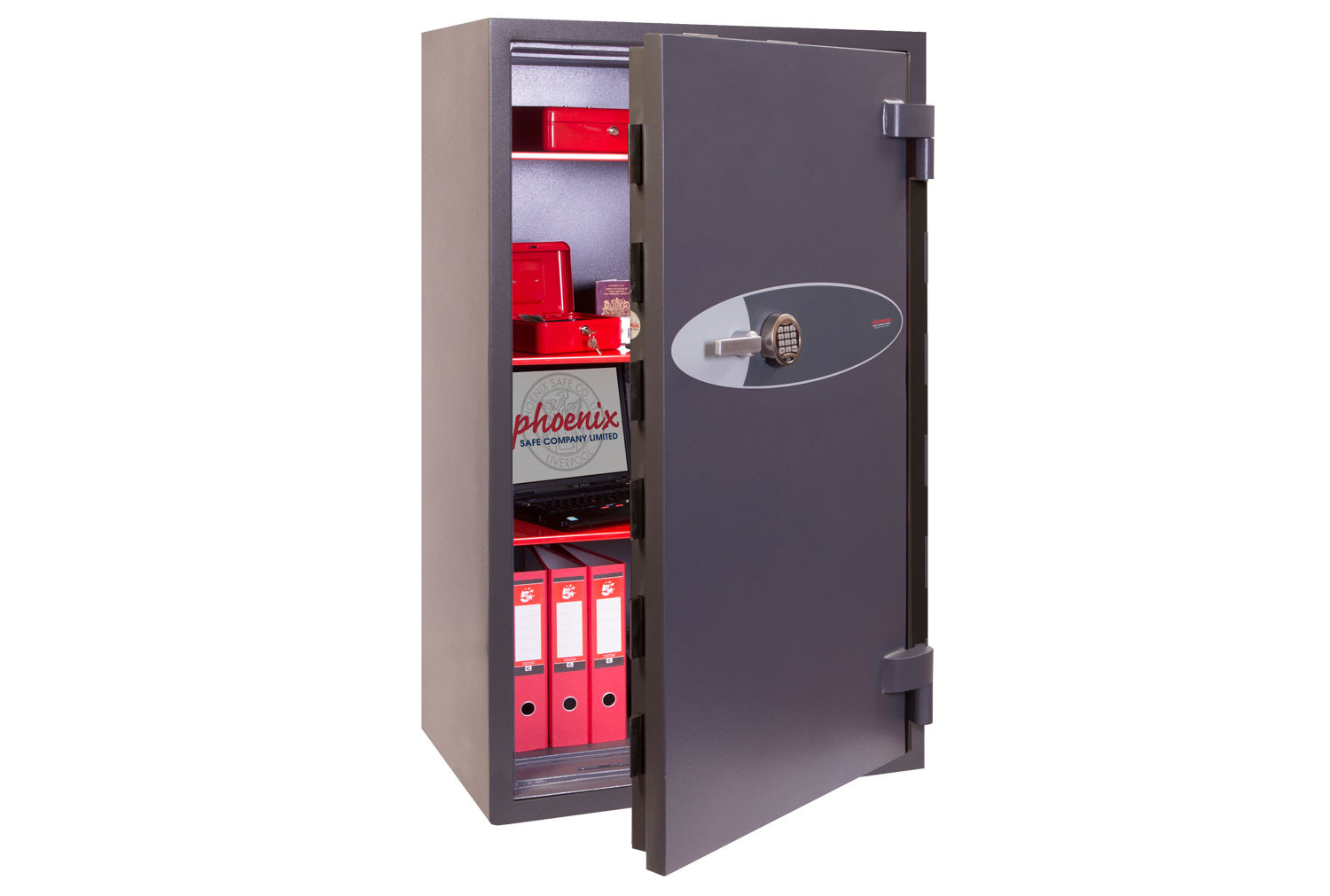 Phoenix Mercury HS2055E High Security Safe With Electronic Lock (330ltrs)