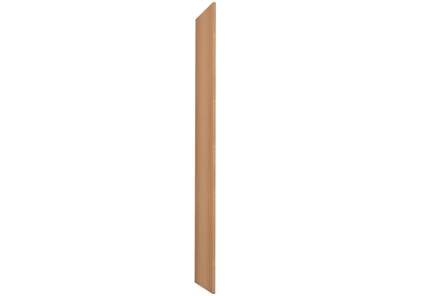 End Panels For Probe Wood Effect Sloping Top Lockers