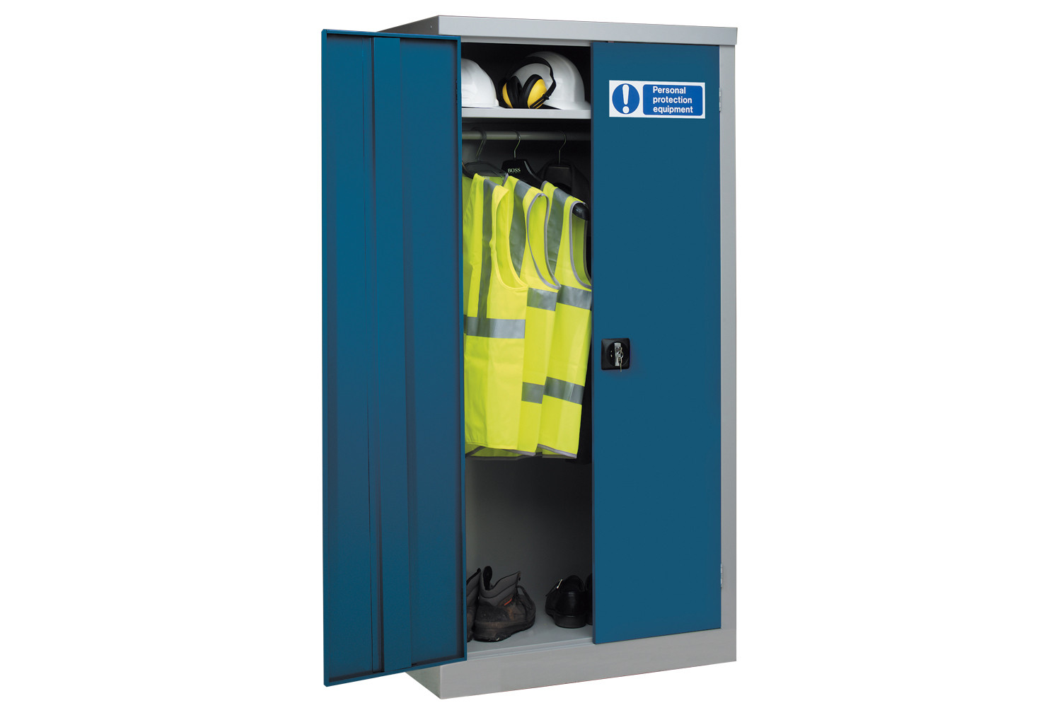 Personal Protective Equipment Clothing Cupboards