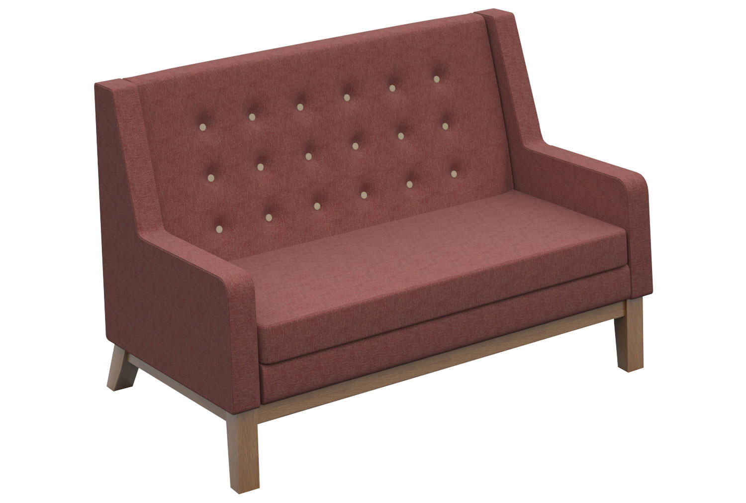 Lima Low Two Seater Sofa