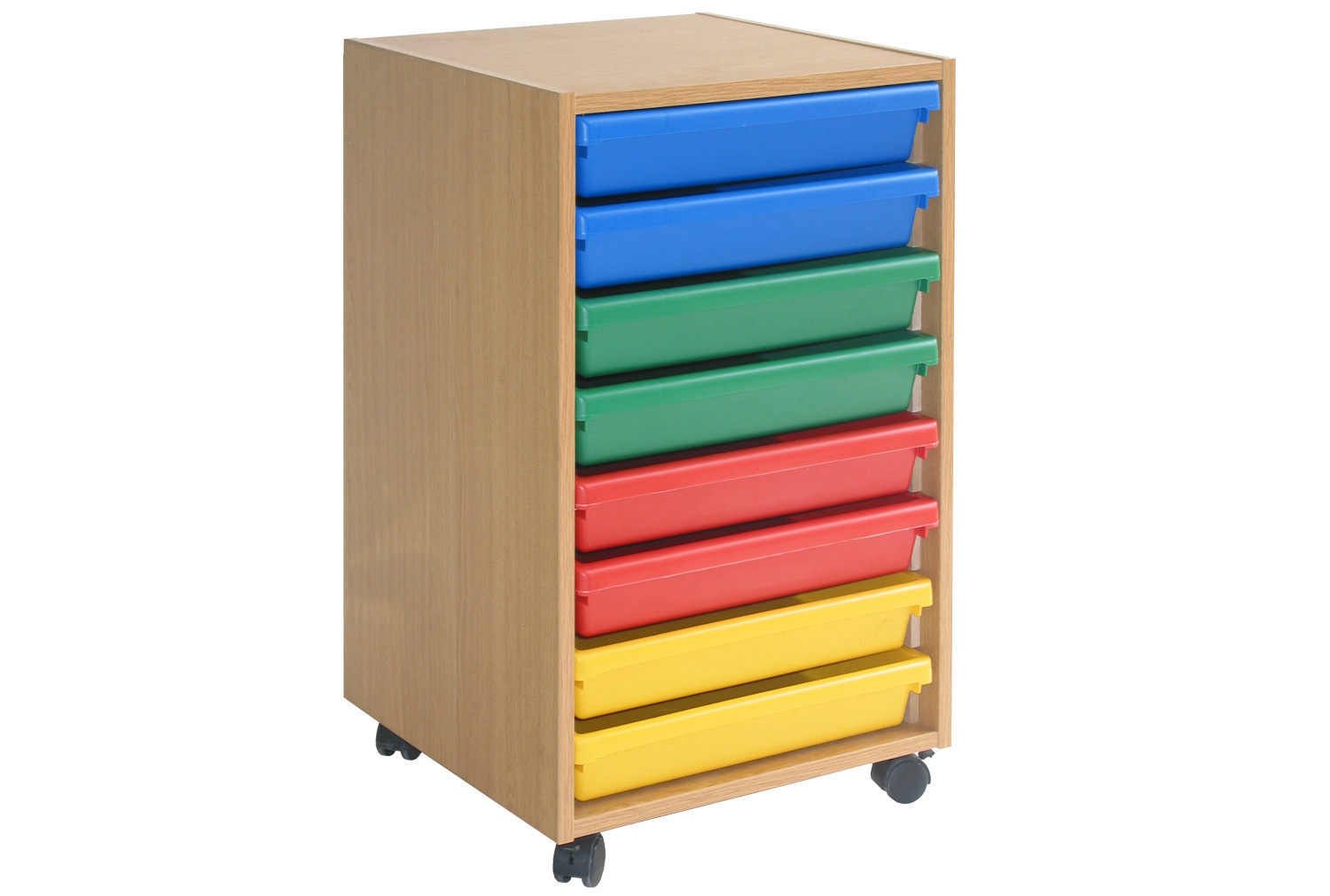 A3 Paper storage unit with 8 trays