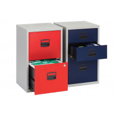 Bisley A4 home office filing cabinet