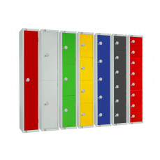 Elite standard lockers