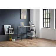Nolan Home Office Desk (Concrete Effect)