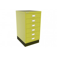 Bisley A3 Series Multidrawers With Black Plinth