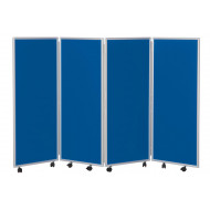 Zambezi Concertina Room Dividers