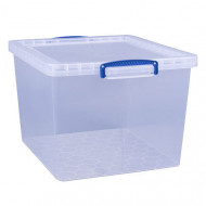 Pack Of 3 x 62ltr Really Useful Nestable Boxes