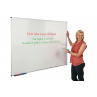 Write-On Dual Faced Whiteboards