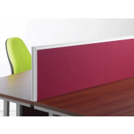 Aluminium Framed Desktop Screens