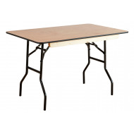 Lisboa Rectangular Folding Table