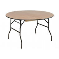 Lisboa Round Folding Table