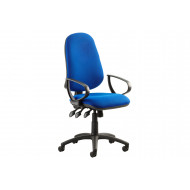 Haze 3 Lever Operator Chair With Fixed Arms