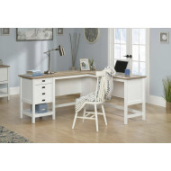 Haven L-Shaped Home Office Desk