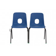 Hille E Series Linking Chair