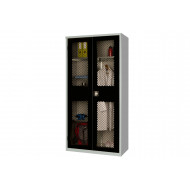 Elite Mesh Fronted Clothing & Equipment Cupboard