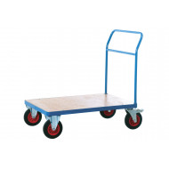 Fort Plywood Platform Truck With Single Bar End (500kg Capacity)