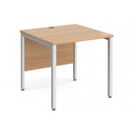 Tully Bench Rectangular Desk 80wx80dx73h (cm)