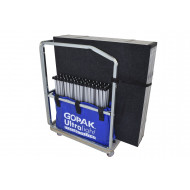 Small storage trolley for Gopak Ultralight staging