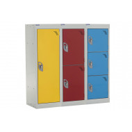 QMP School Lockers 90h