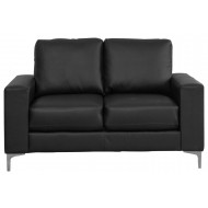 Lendl Leather 2 Seater Sofa