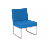 Segura Reception Skid Base Chair