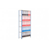 Rapid 2 Single Sided Lever Arch Storage Unit For 50 A4 Files