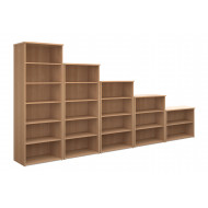 All Beech Bookcase