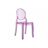 Pack Of 4 Erigeron Childrens Side Chairs