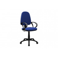 Mineo 1 Lever Operator Chair With Fixed Arms