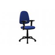 Mineo 1 Lever Operator Chair With Adjustable Arms
