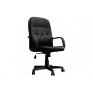 Nelson Leather Faced Executive Chair