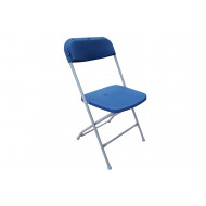 Pack Of 6 Bunche Plastic Folding Chairs