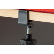 Pair Of Clamps For Busyscreen Desktop Screens