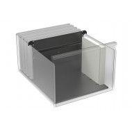 Drop In Base With Compressor Plates For Bisley BS A4 Filing Cabinets