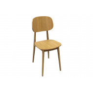 Nahoni Wooden Side Chair