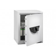 Burg Wachter Officeline Office 124 E Safety Cabinet With Fingerprint Lock (174ltrs)