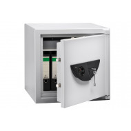 Burg Wachter Officeline Office 121 S Safety Cabinet With Key Lock (87ltrs)
