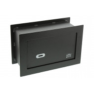 Burg Wachter Pointsafe PW 2 S Wall Safe With Key Lock (4.5ltrs)