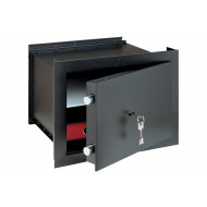 Burg Wachter Cityline CW 5 350 S Wall Safe With Key Lock (24.5ltrs)