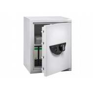 Burg Wachter Officeline Office 122 E Safety Cabinet With Fingerprint Lock (122ltrs)