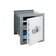 Burg Wachter Diplomat WT 10/6 580 E Wall Safe With Electronic Lock (90ltrs)