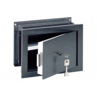 Burg Wachter Karat WT 12 S Wall Safe With Key Lock (4ltrs)